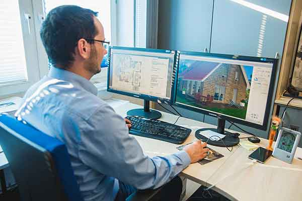 Modernste 3D Planung