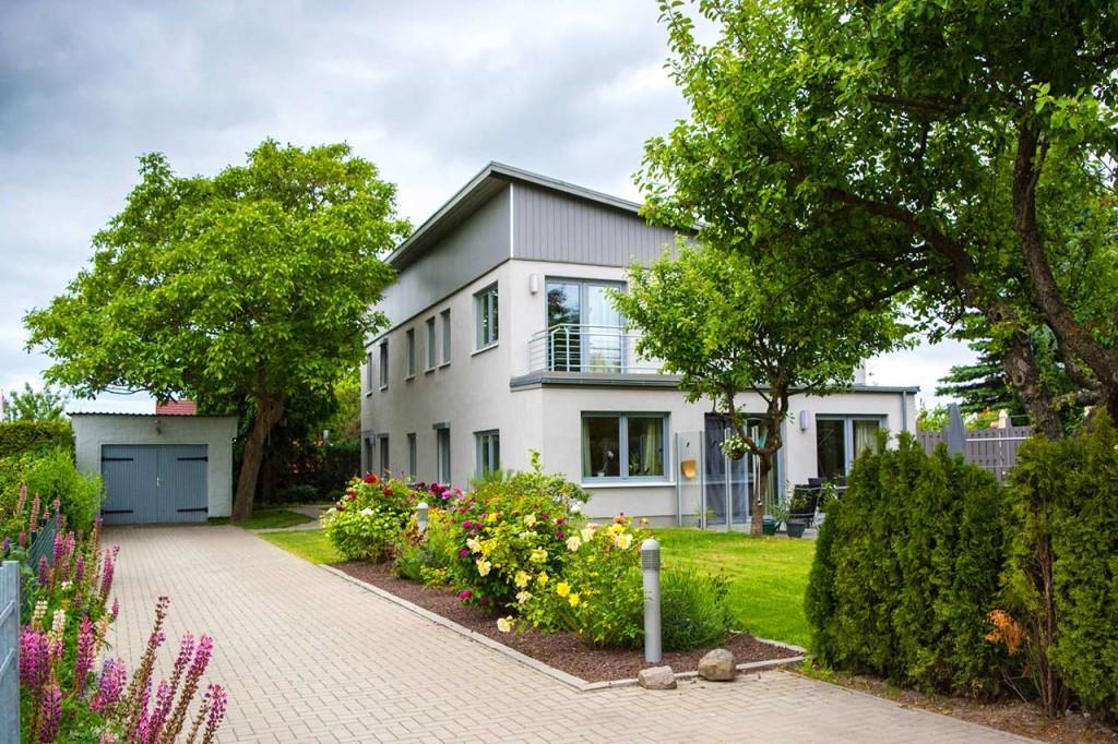Umbau Wohnhaus in Greifswald