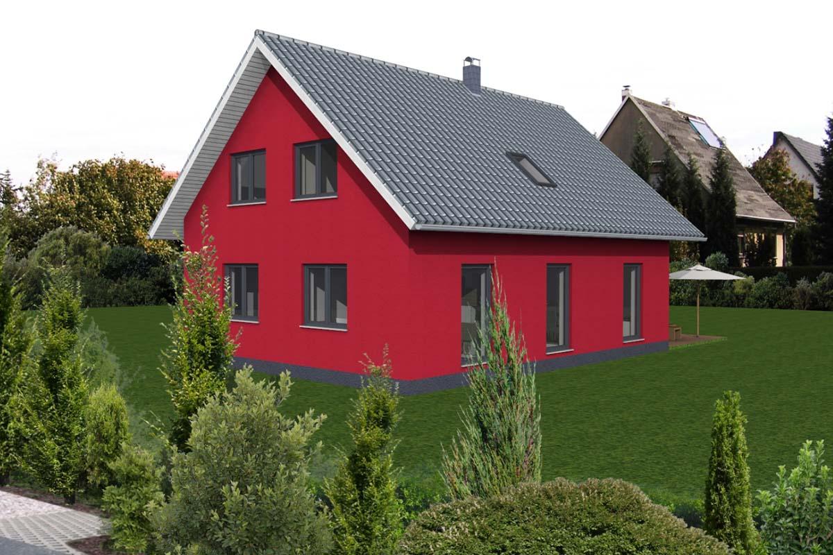 Einfamilienhaus Bergen