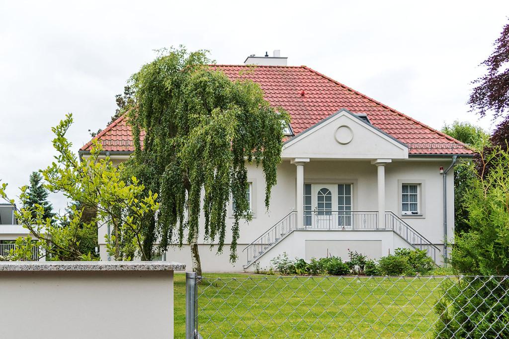 Sanierung und Umbau einer Stadtvilla in Greifswald