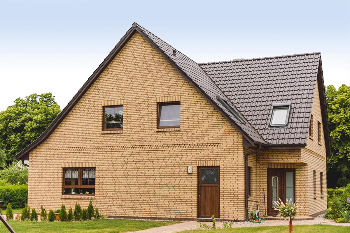 Neubau eines Einfamilienhaus als 3-Giebelhaus in Neetzow bei Anklam